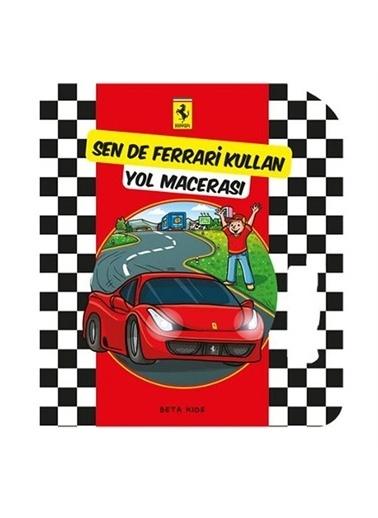 Panel Kırtasiye Sende Ferrari Kullan Yol Macerası Beta Yay Renkli